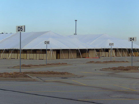 Temporary Stall Rentals